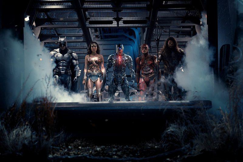 Đánh giá phim Justice League - Liên minh Công lý 9