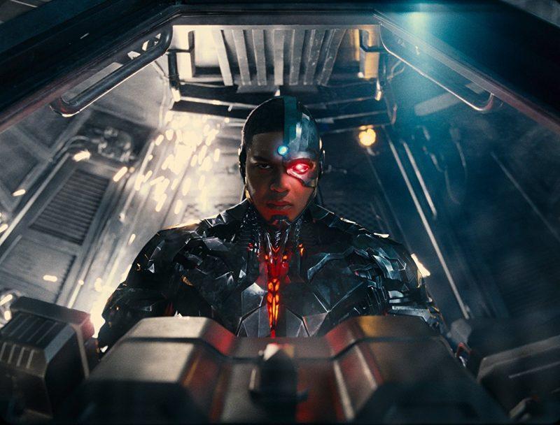 Đánh giá phim Justice League - Liên minh Công lý 13