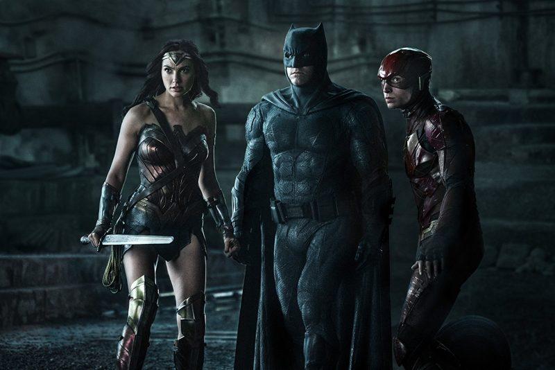 Đánh giá phim Justice League - Liên minh Công lý 14