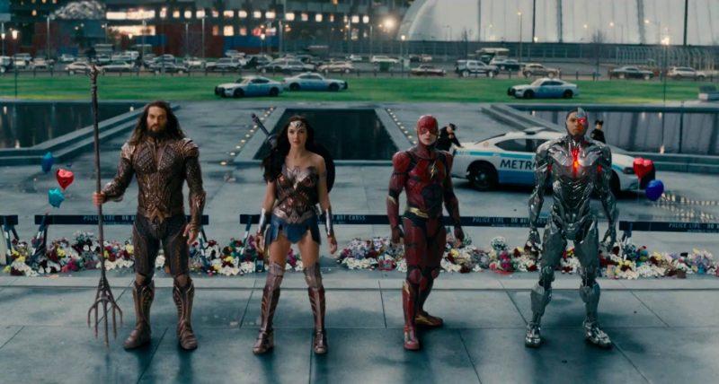 Đánh giá phim Justice League - Liên minh Công lý 16