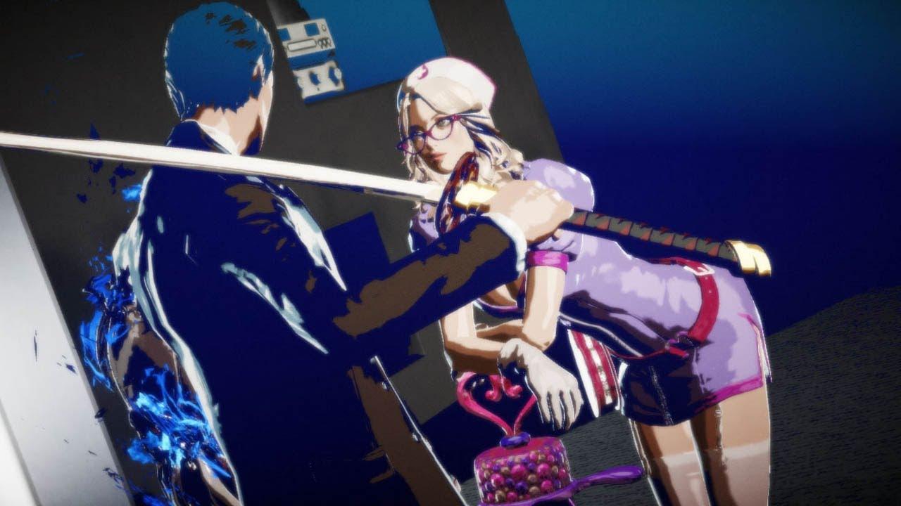 Killer is Dead - Nightmare Edition screenshot
