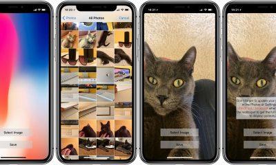 """notch remover featured 400x240 - Hai ứng dụng giúp giấu """"tai thỏ"""" trên iPhone X"""