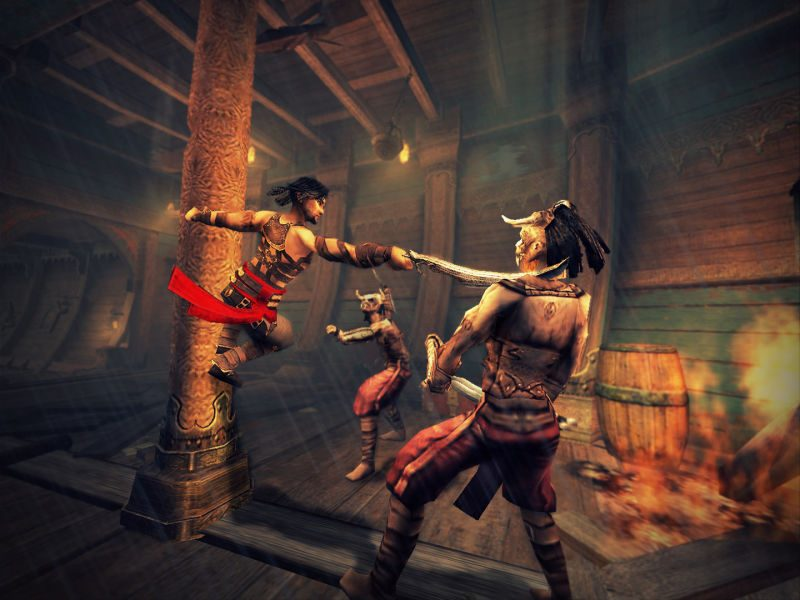 prince of persia warrior within 2 800x600 - Game cũ mà hay - Prince of Persia: Warrior Within