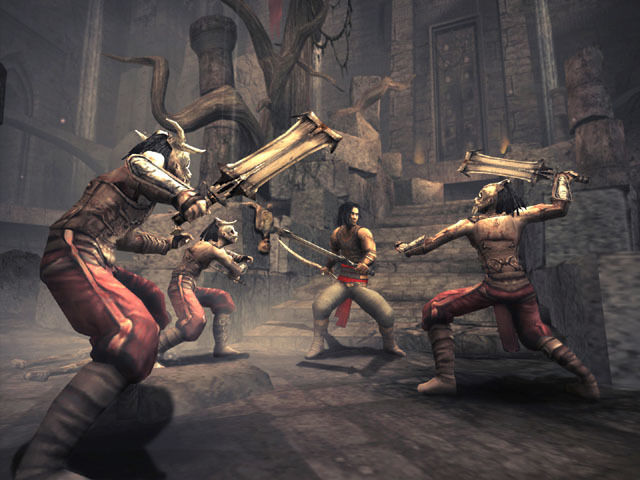 prince of persia warrior within 4 - Game cũ mà hay - Prince of Persia: Warrior Within