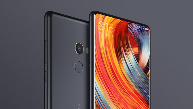 ra mat xiaomi mi mix 2 hnam 1 - Xiaomi Mi MIX 2 gây bất ngờ về giá khi vừa ra mắt