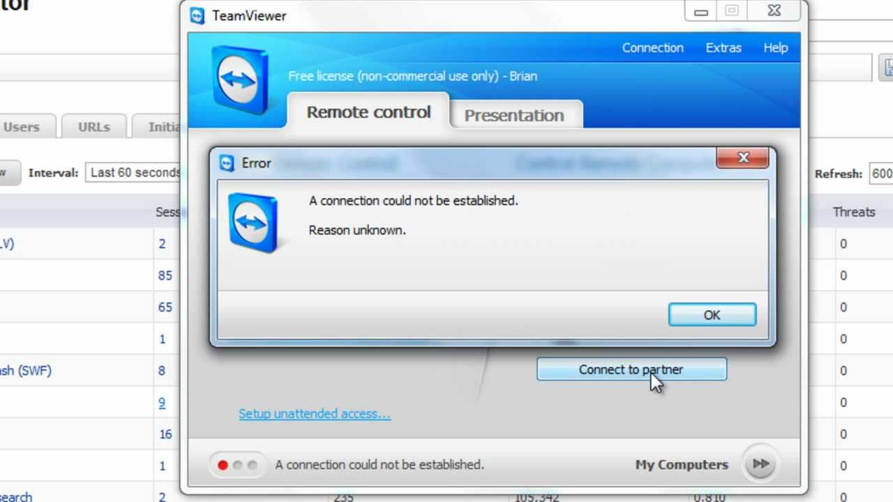 teamviewer 7 featured - Cách khắc phục lỗi Teamviewer a connection could not be established