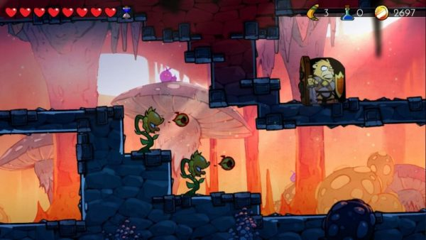 wonder boy the dragons trap screenshot 10 600x338 - Kinh nghiệm chơi game Wonder Boy: The Dragon's Trap