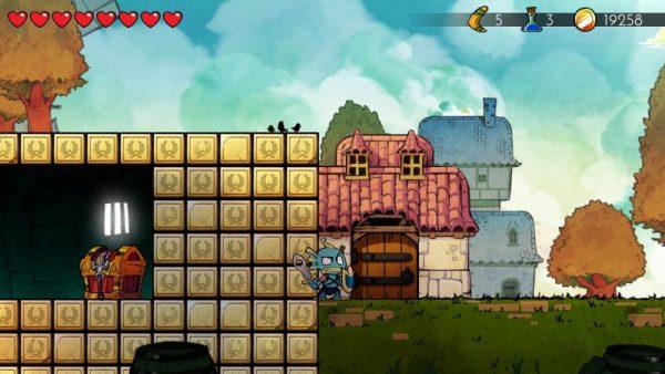 wonder boy the dragons trap screenshot 5 600x338 - Kinh nghiệm chơi game Wonder Boy: The Dragon's Trap