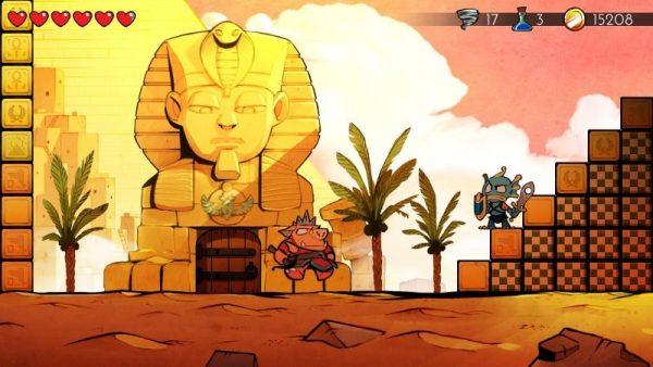 wonder boy the dragons trap screenshot 6 600x338 - Kinh nghiệm chơi game Wonder Boy: The Dragon's Trap