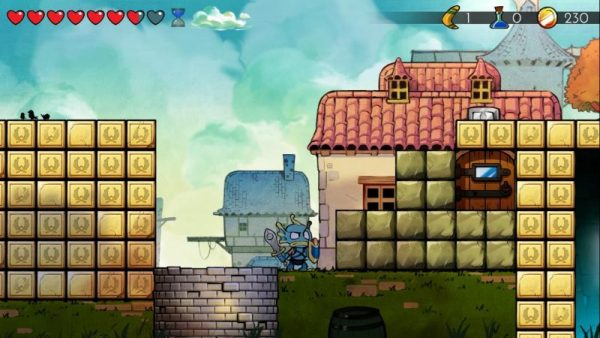 wonder boy the dragons trap screenshot 7 600x338 - Kinh nghiệm chơi game Wonder Boy: The Dragon's Trap