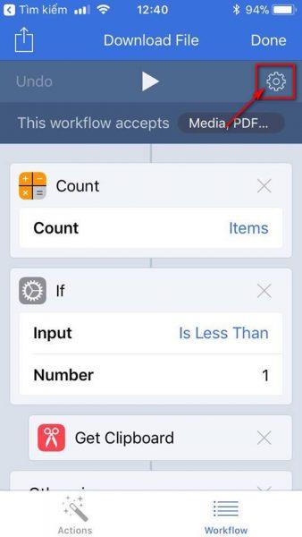 workflow tai file ve iphone 3 338x600 - Cách tải file trên iOS bằng Workflow