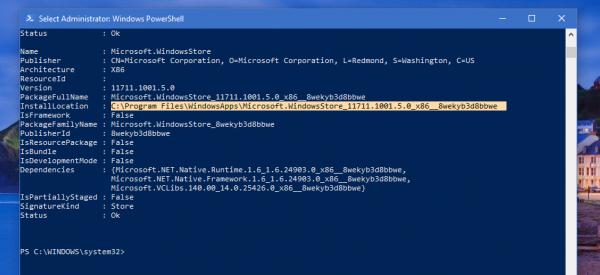 Khắc phục lỗi 0x80080005 không thể cài đặt và cập nhật ứng dụng UWP trên Microsoft Store 2