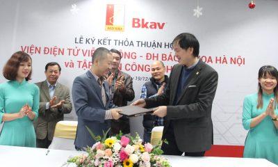 BkavKyketDHBKHN2 1 400x240 - Bkav và Đại học Bách Khoa Hà Nội ký thỏa thuận phát triển khoa học công nghệ