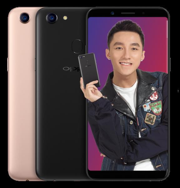 OPPO F5 Youth: màn hình tràn viền 6'', selfie camera A.I, giá 6.19 triệu đồng