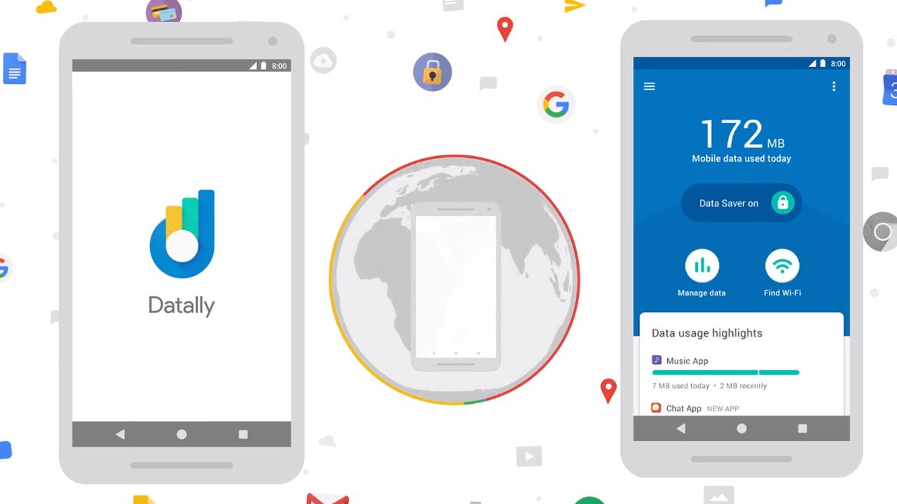 Google Datally - Trải nghiệm Datally: Ứng dụng tuyệt vời tiết kiệm dữ liệu di động trên Android