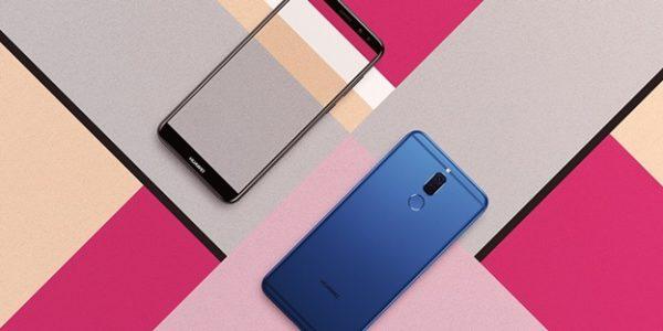 Huawei Nova 2i mau xanh len ke 1 600x300 - Huawei tung nova 2i màu xanh, giá5.990.000 đồng