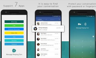 Message Peeping Tom 400x240 - Cách ẩn trạng thái đã xem trên Facebook, Instagram,… trên Android