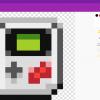 """Pixel Brush 100x100 - Tổng hợp những game """"thêu tranh chữ thập"""" Pixel Art trên Android"""