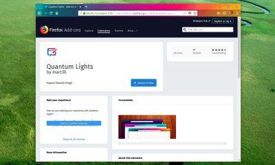 Quantum Lights 400x240 - Firefox Quantum: Dùng thử theme đổi màu sắc tự động theo thời gian