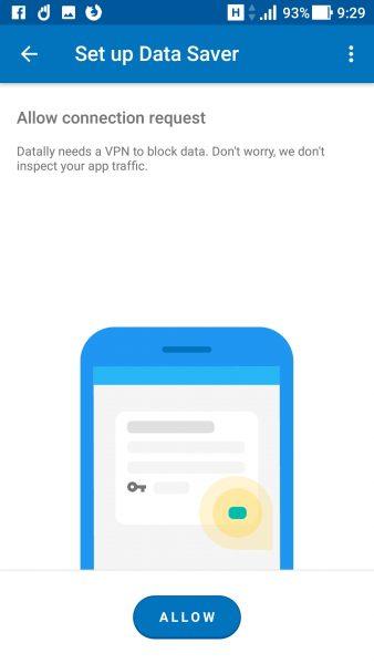 Screenshot 20171204 093000 338x600 - Trải nghiệm Datally: Ứng dụng tuyệt vời tiết kiệm dữ liệu di động trên Android
