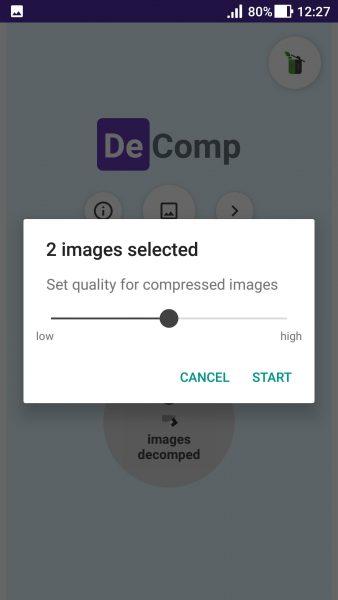 3 công cụ giảm dung lượng ảnh trên Android 1