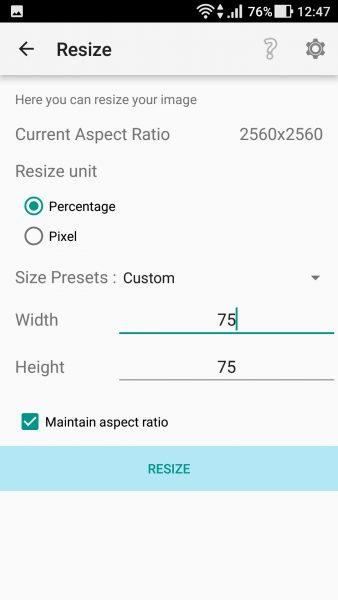 3 công cụ giảm dung lượng ảnh trên Android 10