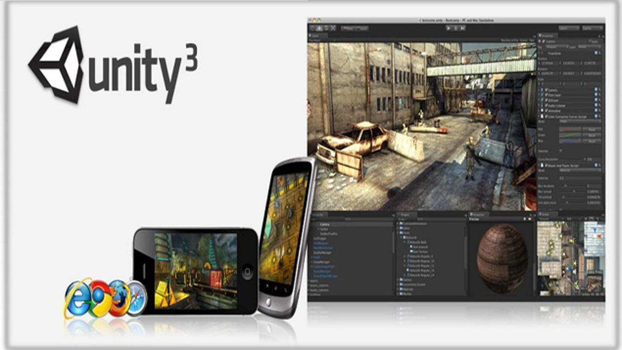 Unity3D - Unity3D là gì?