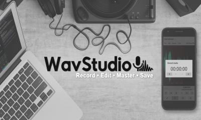 WavStudio™ Audio Recorder Editor 400x240 - WavStudio™ Audio Recorder Editor: Ứng dụng chỉnh sửa, ghi âm, chuyển đổi âm thanh trên Android