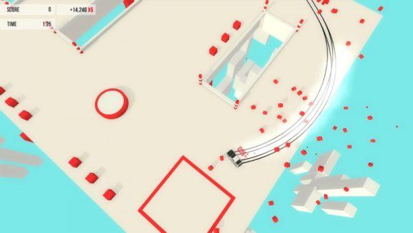 Absolute Drift: Zen Edition screenshot