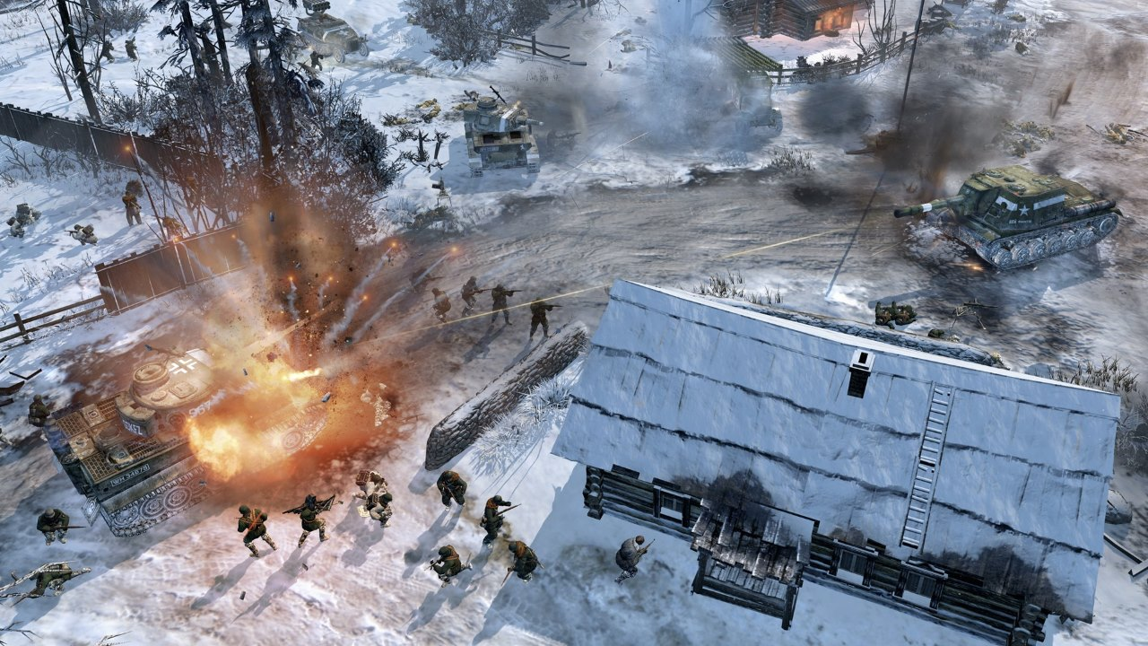 Company of Heroes 2 game review