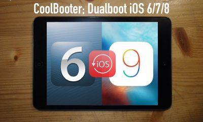 coolbooter featured 400x240 - Bạn đã có thể chạy song song 2 HĐH iOS trên iOS 10.3.3 jailbreak