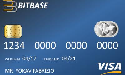 creditcard bitbase 400x240 - Bitbaselà gì?