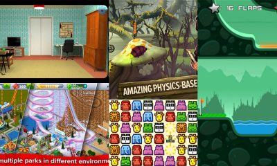 game mobile box so 14 400x240 - Game mobile box #14: Can You Escape, Zookepper Battle,...