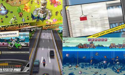 game mobile box so 28 400x240 - Game mobile box #28: Racing Moto, Dirty Depths, Summoners War,...