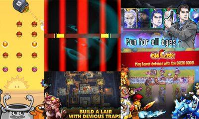 game mobile box so 9 400x240 - Game mobile box #9: OMG:TD, Papa Pear Saga,...
