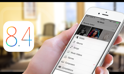 iOS 8.4.1 featured 400x240 - Cách hạ iPhone 5, iPad 4 từ 10.3.3 xuống 8.4.1 không cần SHSH Blobs