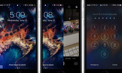 ios 11 unlock featured 400x240 - Cách đổi chữ Press Home to Open thành chữ khác trên iOS 11