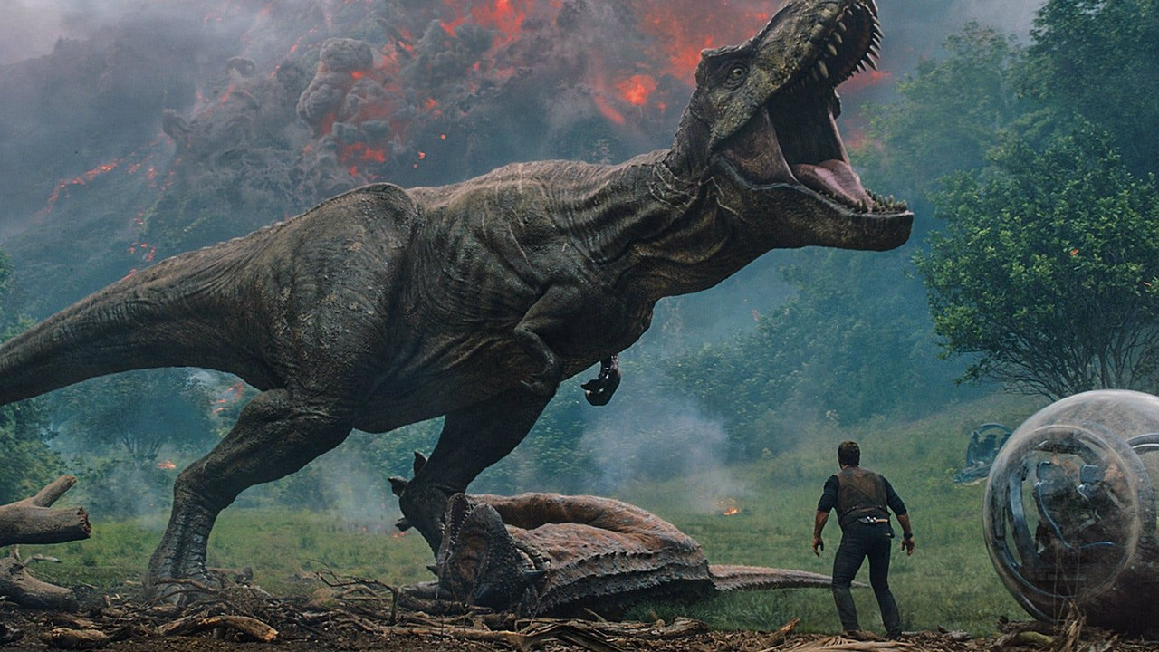 jurassic world fallen kingdom featured - Trailer cuối cùng của Jurassic World: Fallen Kingdom (8/6)