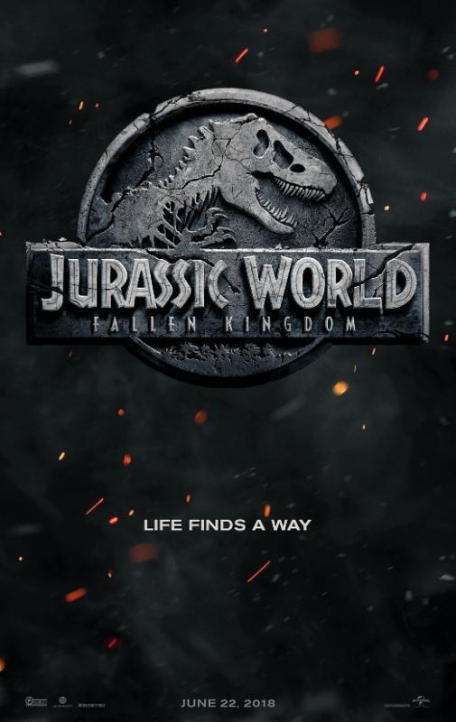 jurassic world fallen kingdom poster 505x800 - Trailer cuối cùng của Jurassic World: Fallen Kingdom (8/6)