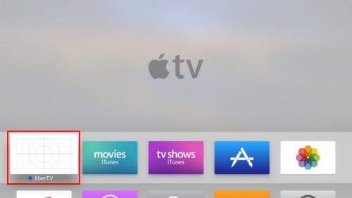 libertv 1 - Cách jailbreak Apple TV 4 và 4K chạy iOS 11 với LiberTV