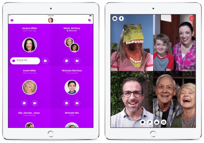 messengerkids1 800x561 - Messenger Kids - Ứng dụng chat dành cho trẻ em của Facebook