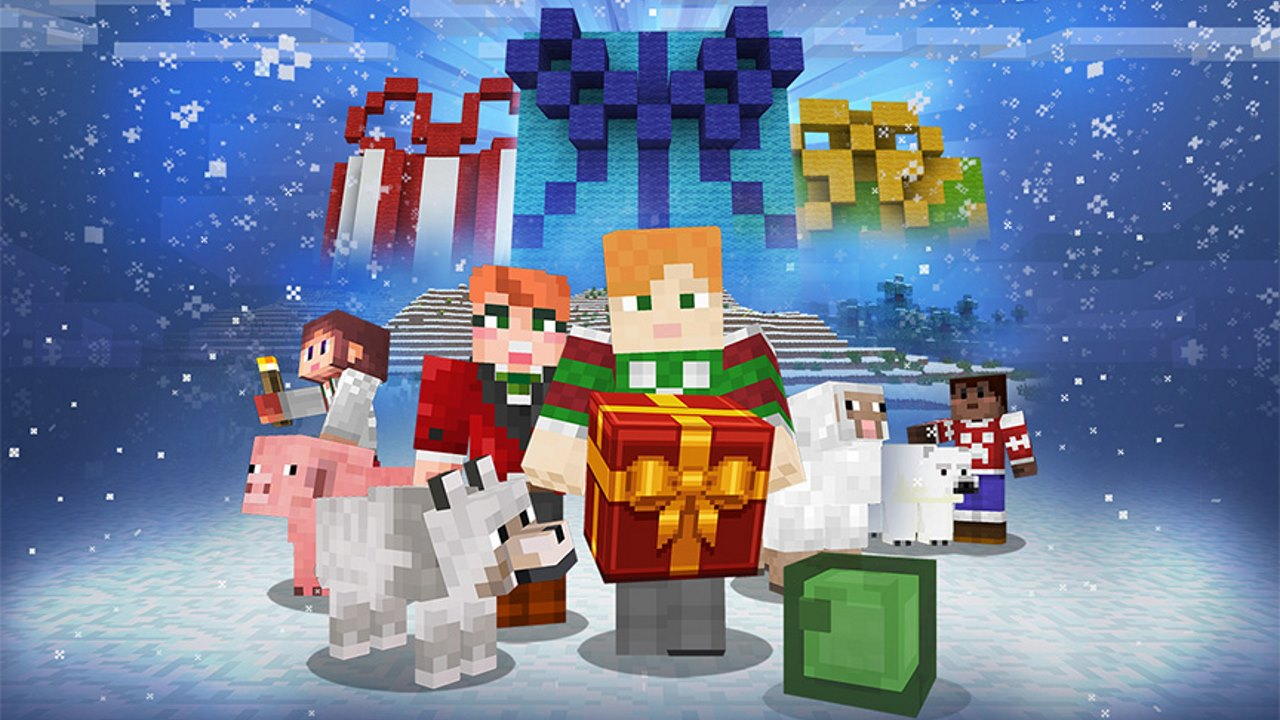 12 days of Minecraft