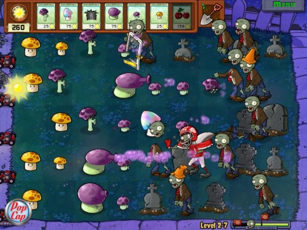 Plants vs. Zombies Game of the Year Edition screenshot