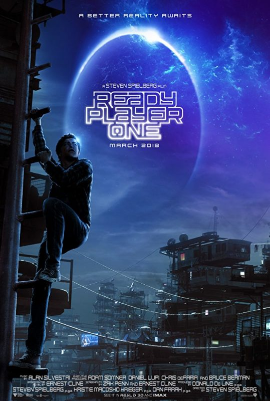 ready player one featured 539x800 - Trailer phim chiếu rạp: Ready Player One (30/3/2018)