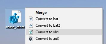 regco2 - Reg Converter: Chuyển đổi Registry thành file BAT, VBS, AU3