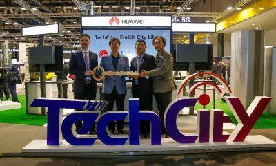 smart city 400x240 - LG U+ và Huawei khai trương TechCity tại Seoul