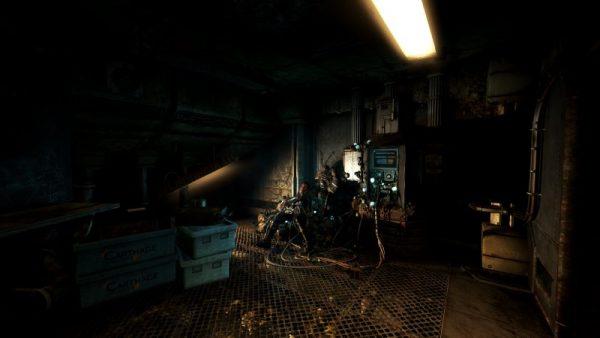 soma screenshot 1 600x338 - Đánh giá SOMA - ác mộng dưới biển sâu
