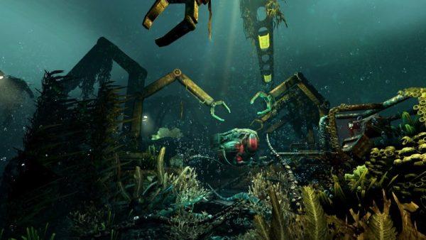 soma screenshot 3 600x338 - Đánh giá SOMA - ác mộng dưới biển sâu