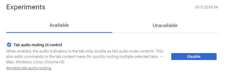 tat am thanh tab tren chrome 2 - Cách tắt âm thanh tab trên Chrome tự động