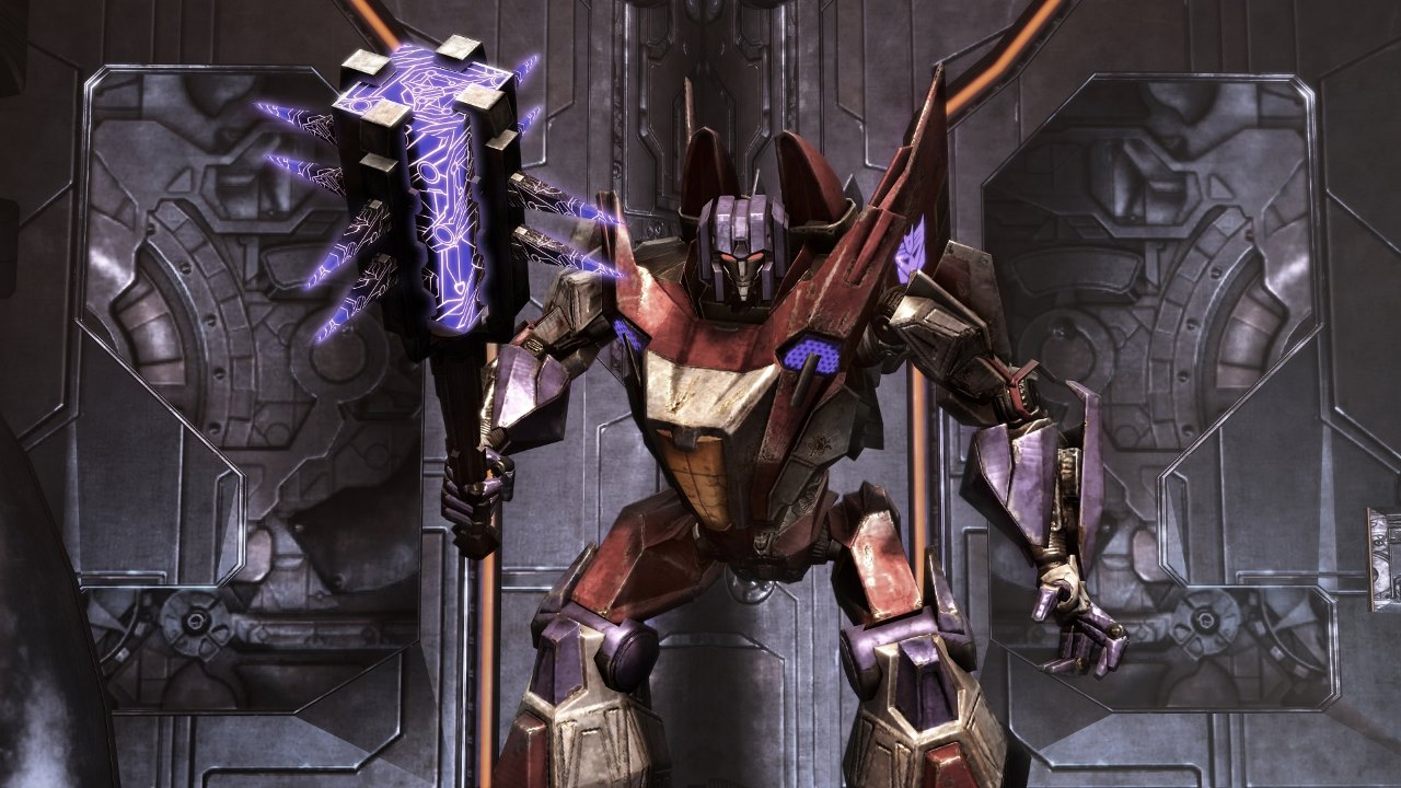 Transformers: War for Cybertron game review